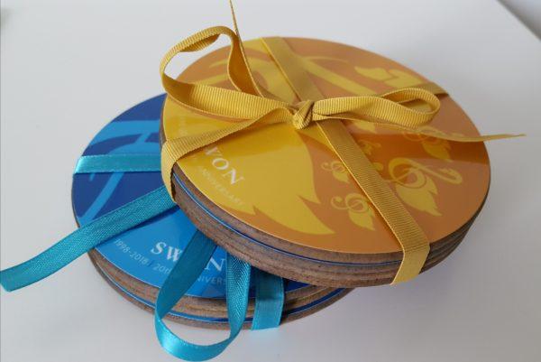 SWON mixed coasters