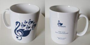 SWON mug slate blue
